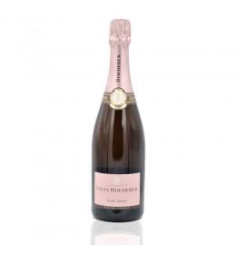Champagne Louis Roederer rosé millésimé