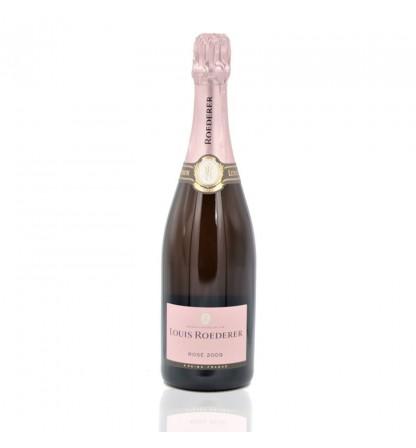 Champán Louis Roederer rosado vintage