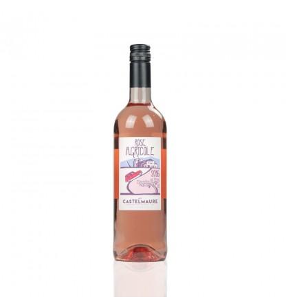 Castelmaure rosé agricole