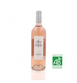 Domaine Ollier Taillefer Les Collines vin de faugères rosé