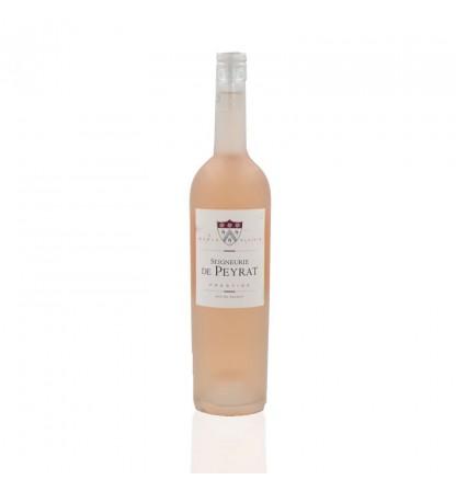 Seigneurie de Peyrat rosé Prestige