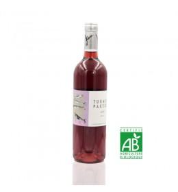 Tuner Pageot 48 H vin rosé de grenache Vin de France bio