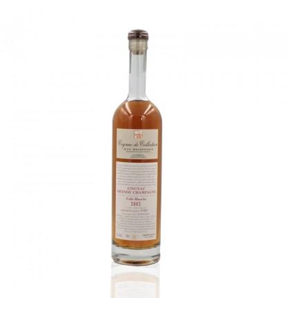Grosperrin Cognac Grande Champagne Folle Blanche 2003