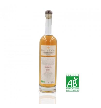 Grosperrin Cognac Bio Fins Bois 2001
