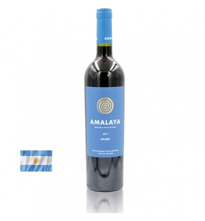 Amalaya vin rouge Argentine