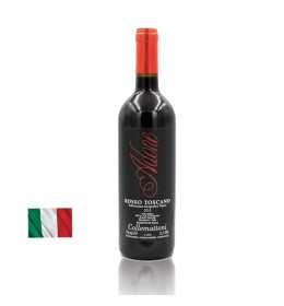 Adone Collemattoni vin rouge Toscane Italie
