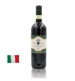 Rosso de Montepulciano vin rouge Toscane Italie