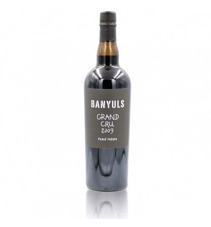 Banyuls Grand Cru Parcé Frères vin doux