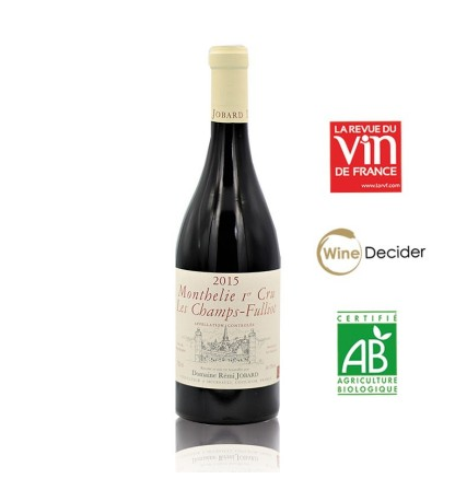 Monthélie 1er Cru Rémi Jobard Les Champs-Fulliot Bourgogne