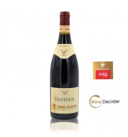 Vidal Fleury Red Ventoux
