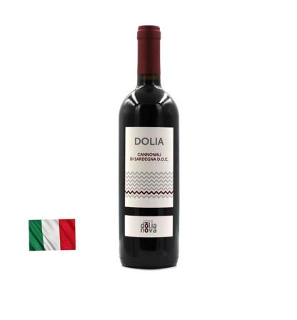 Cantine Di Dolianova Dolia vin rouge Sardaigne Italie