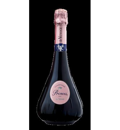 Champagne De Venoge Princes Rosé