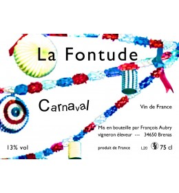 La Fontude Carnaval