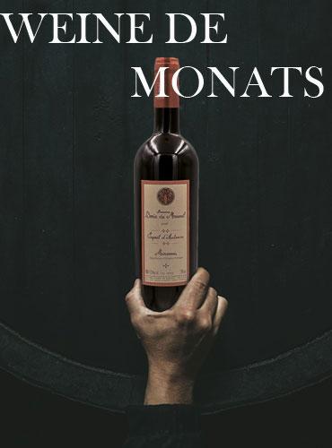 Wein des Monats weich und würzig Borie de Maurel Geist des Herbstes Minervois Bio