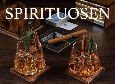 Schnaps rhum whisky gin le nez dans le verre caviste en ligne