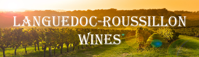 Languedoc roussillon wines