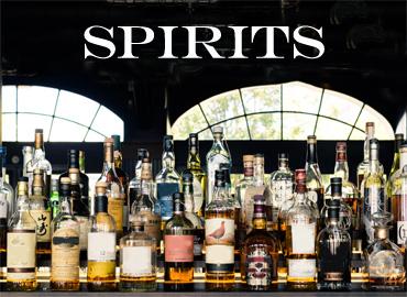 spirits rhum whisky cognac armagnac gin eau de vie calvados
