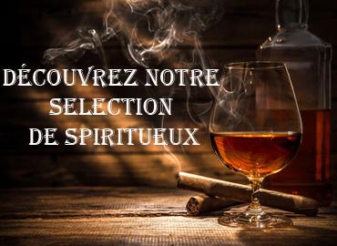 spiritueux rhum whisky