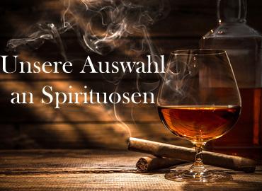 spirituosen rhum whisky
