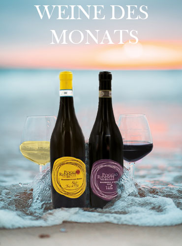 Wein des Monats Domaine poggio ridente italy bio