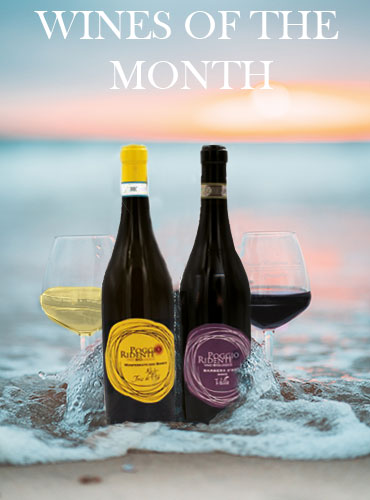 Wine of the month domaine poggio ridente italy orgnanic