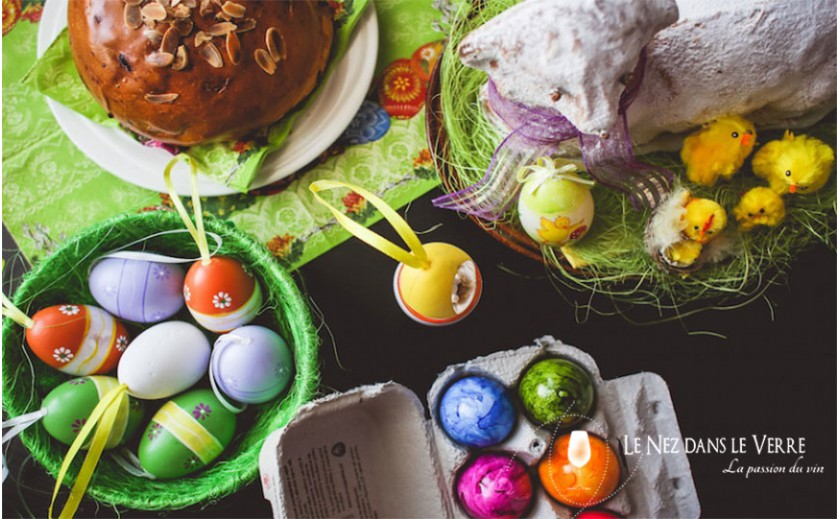 Easter is the party for cocoa lovers and the weekend of temptations.